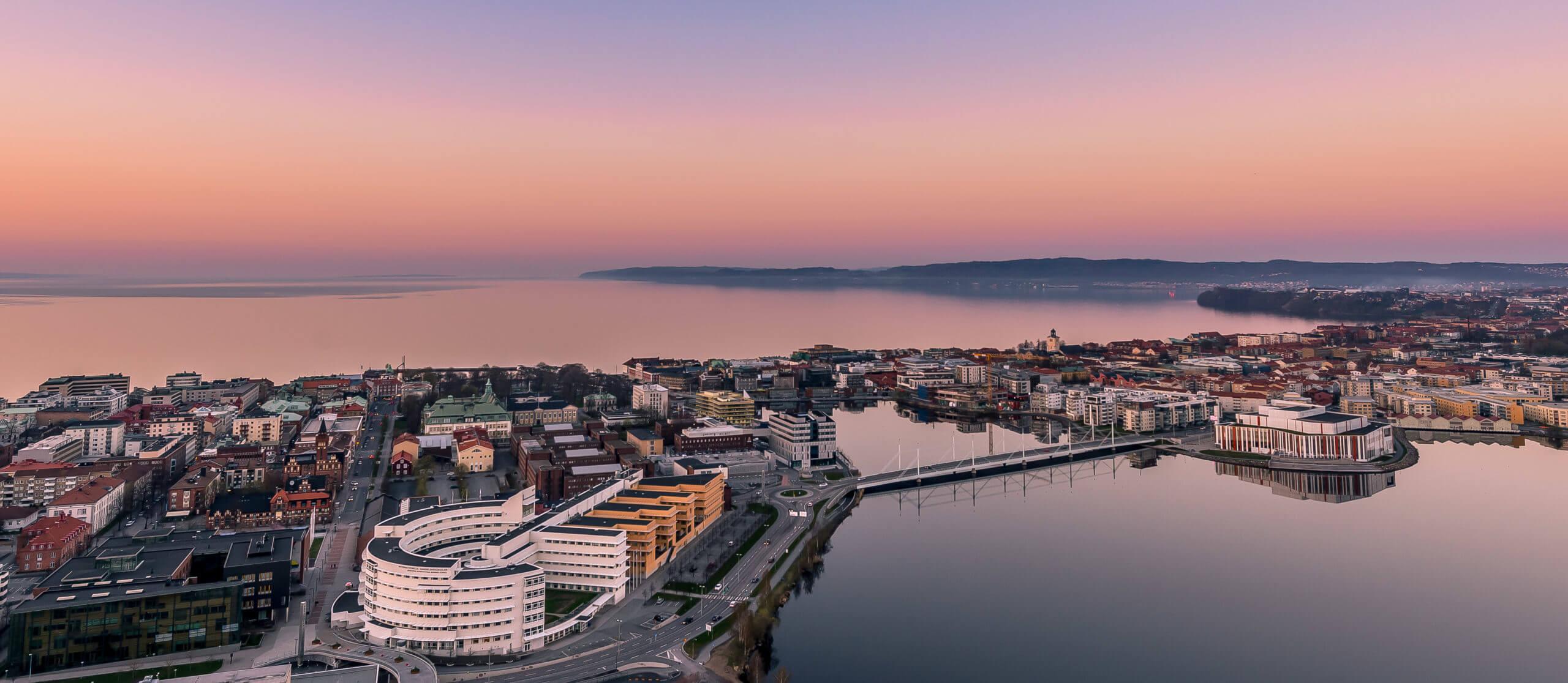 Jönköping flygbild